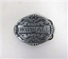 Farmall Oval Western Style Belt Buckle