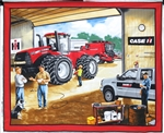 Case IH Dealership/Farm Shop Fabric Panel