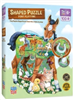 Shaped Right Fit - Pony Playtime 100 Piece