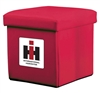 Farmall Collapsible Storage Ottoman
