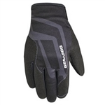 SEA-DOO  Attitude Full-Finger Gloves -Black, 2XL