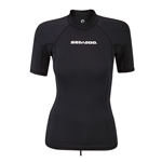Sea-Doo Women's Signature Short Sleeve Rashguard