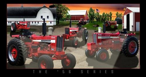 Series on Vintage Farmall Tractors