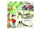 Who Loves The Farm Book