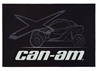 Can-Am Garage Mat
