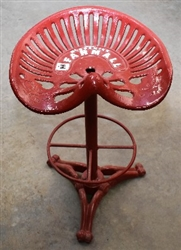 Farmall Bar Stool
