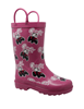 Case IH Children's Li'l Pink Rubber Boot