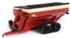 Spec Cast 1/64 Killbros Red 1111 Grain Cart on Tracks