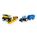 1:64 FR920 Self-Propelled Forage Harvester Set