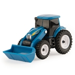"3"" Collect N Play New Holland Tractor with Loader"
