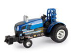 1:64 New Holland T8 Pulling Tractor - Blue Streak