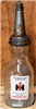 Oil Bottle With Spout And Tip, Farmall, Rectangular Decal