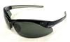 CASE IH SUNGLASSES  ZORGE-BLACK/SMOKE LENS