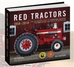 Red Tractors 1958-2013: The Authoritative Guide to Farmall, International Harvester and Case IH Farm Tractors in the Modern Era