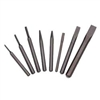 8 Pc. Punch & Chisel Set