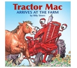 Tractor Mac Arrives at the Farm Book