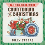 Tractor Mac Countdown to Christmas - Hardcover