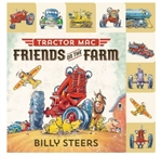 Tractor Mac Friends On The Farm Lift The Tab Book