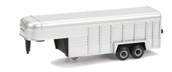 1/64th Collect N Play Ag Livestock Trailer 5th Wheel