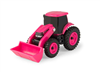 1:64 CASE IH PINK TRACTOR WITH LOADER