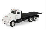 1/64th Collect N Play Peterbilt Flatbed Truck