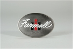 Farmall-IH Brushed Pewter Buckle
