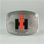 "IH ""Farming is our business"" Belt Buckle"