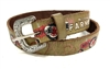 Girl's Farmall Vintage Genuine Leather Belt