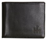 Black Billfold with IH Logo
