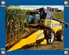 New Holland Combine Cotton Panel