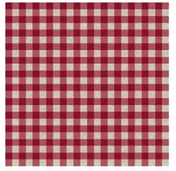 Farmall Country Check Cotton Fabric