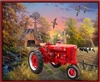 Farmall Country Living Panel