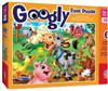 Googly Eyes Right Fit - Farm Animals - 48 Piece Kids Puzzle