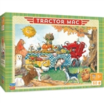 Tractor Mac 60pc Kids Puzzle - Dinnertime