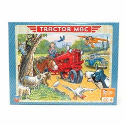 TRACTOR MAC OUT FOR A RIDE