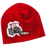 Case IH Kids Tractor Beanie - Red