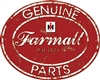 IH Farmall Established 1923 Parts 16x20 Metal Sign