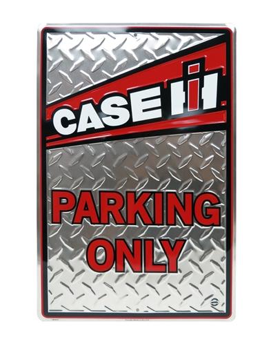"Case IH Parking Only 18/"" x 12/"" Parking Sign"