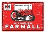Farmall Super H Tin Sign