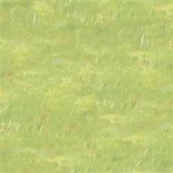 Down on the Farm Light Green Grass Cotton Fabric