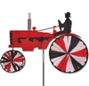 38 in. Tractor Spinner - Red