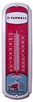 S&D Farmall Thermometer