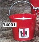 "24oz IH Citronella Candle in 5"" Bucket"