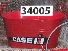 16oz Case IH Citronella Candle in Oblong Tin