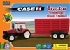 Case IH Magnum Tractor w/Grain Trailer Block Set