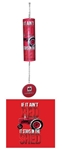 """If It Ain't RED "" Wind Bell"