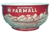 FARMALL SMALL STONEWARE BOWL