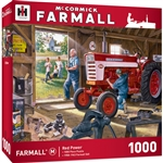 Red Power Farmall Puzzle