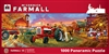 FARMALL 1000PC PANORAMIC PUZZLE