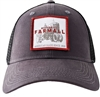 Farmall Charcoal Trucker with Tractor Patch